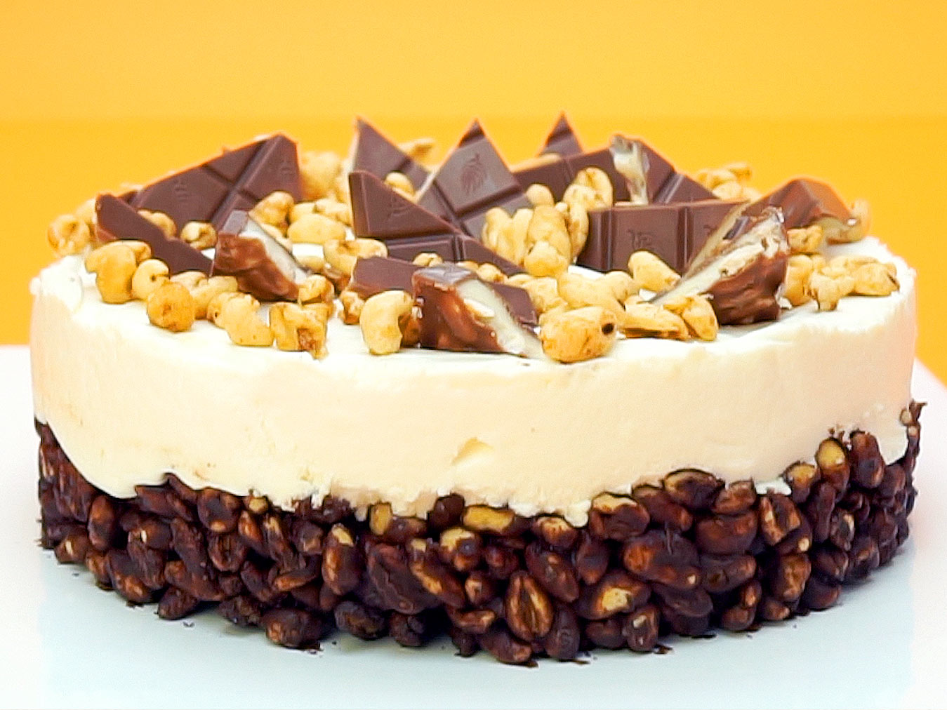 Kinder Country Torte So Geht S Lecker
