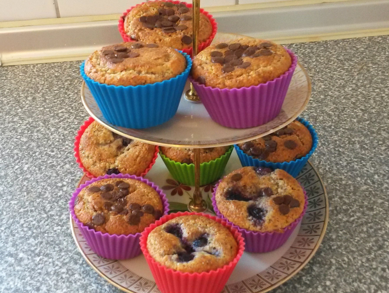 Low Carb Muffins Backen Das Beste Rezept Lecker