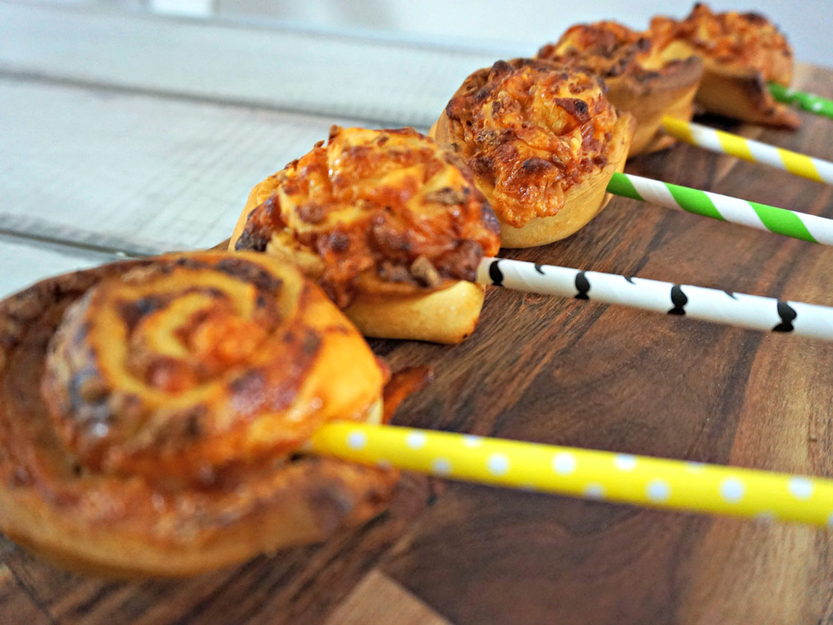 Pizza-Pops - so geht der Party-Snack