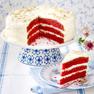 Red Velvet Cake backen - so geht's