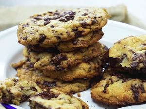 Andys Chocolate Chip Cookies