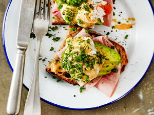 Andys Egg Benedicts