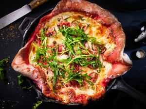 Andys Rote Bete-Pizza