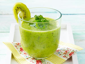 Kiwi-Smoothie - so geht's