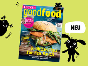 LECKER goodfood 01/2020