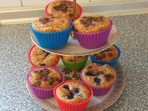 Low Carb-Muffins