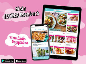 Mein LECKER Kochbuch-App