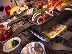 Raclette-Grill