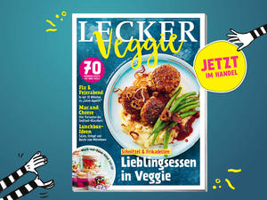 LECKER Sonderheft 01/2021 (Veggie)