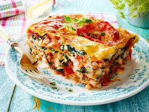 Vegetarische Lasagne