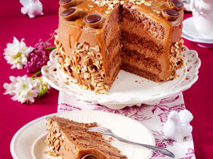 Toffee-Torte backen - so geht's