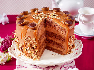Toffee-Torte