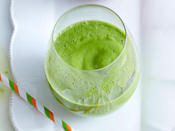 Avocado-Spinat-Smoothie