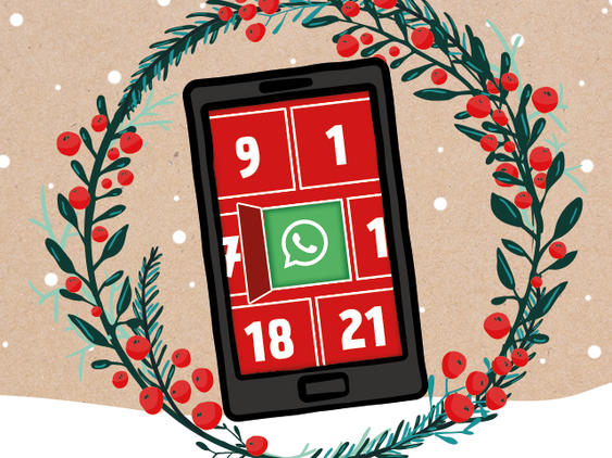 WhatsApp-Adventskalender