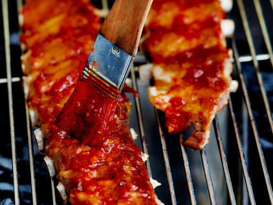 Spare Ribs Vom Gasgrill : Grillrezept spare ribs grillwelt bbq