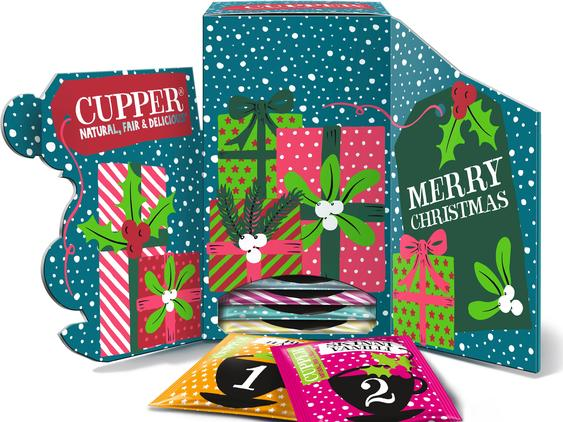 CUPPER Adventskalender