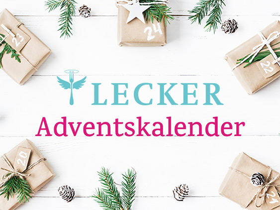 LECKER Adventskalender 2016