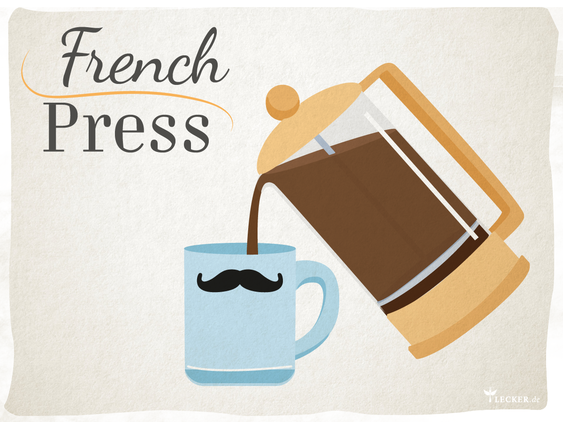 French Press - french press