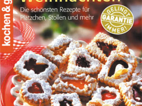 """Backen für Advent & Weihnachten"" gewinnen! - backen_advent"