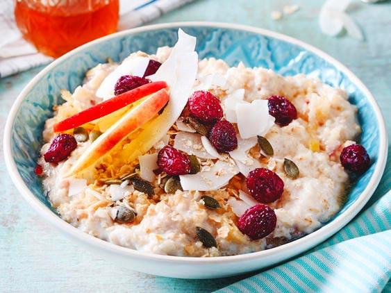 Low Carb-Porridge Rezept
