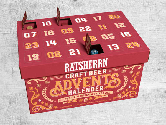 Ratsherrn Adventsbox