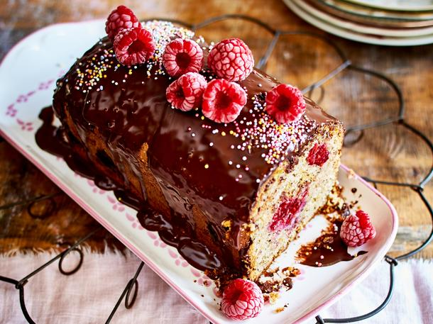 Veganer Kuchen: Million-Nuts-Cake